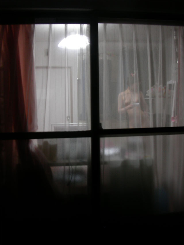 【民家盗撮エロ画像】まさか覗かれていたなんて!?民家盗撮の生々しい記録 17