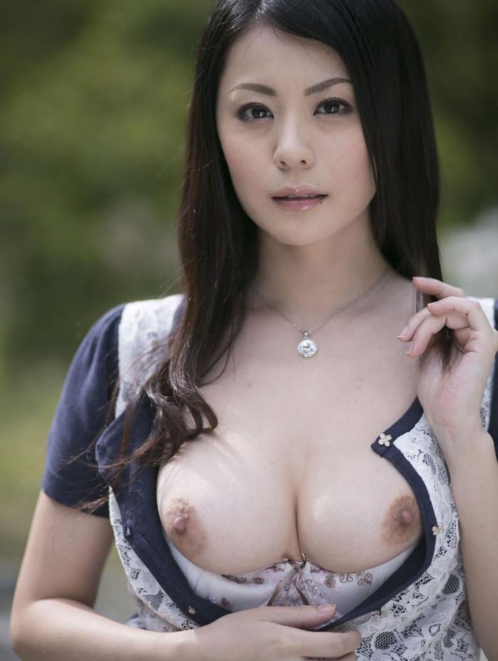 【美熟女エロ画像】若い女の子も良いが、熟女の熟女ならではの魅力がパネェ! 19