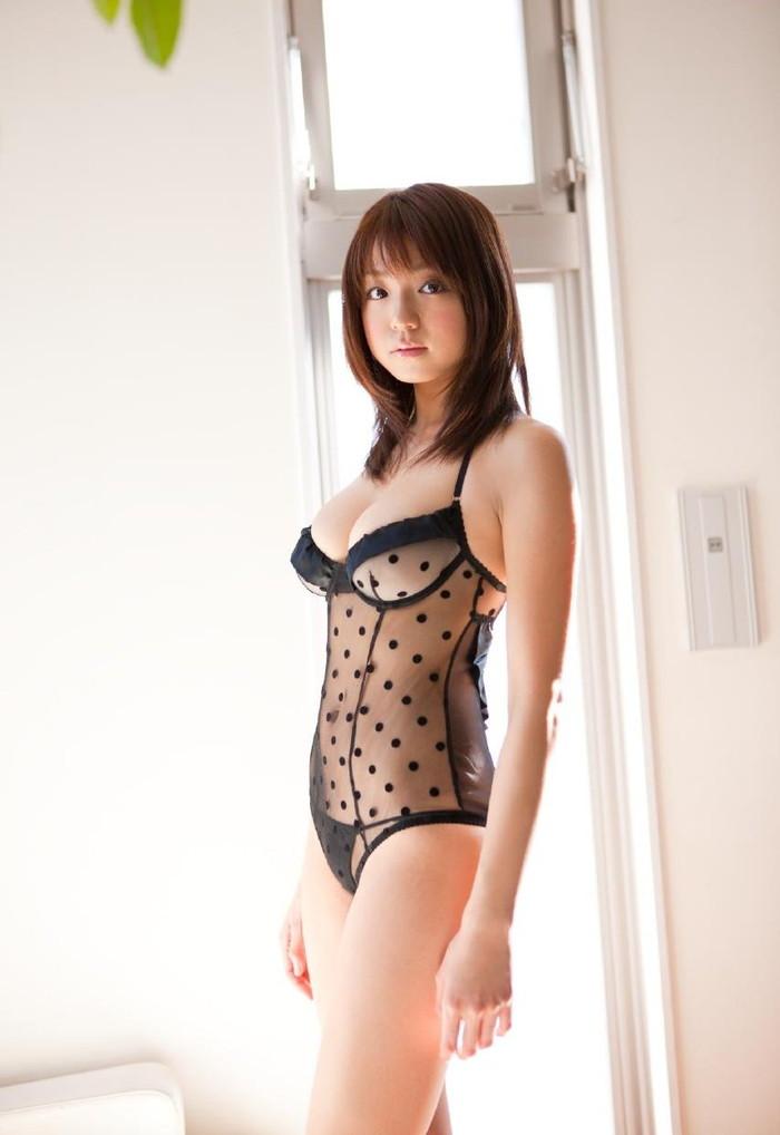 【下着エロ画像】セクシーすぎるだろ!こんな破廉恥な下着見せ付けられたら堪らん! 16