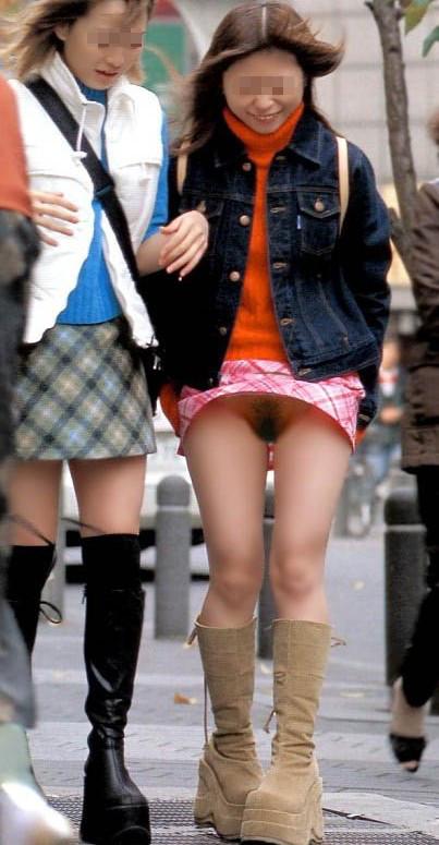 【ハプニングエロ画像】予期せぬエロハプニングに見舞われてしまった女の子達 16