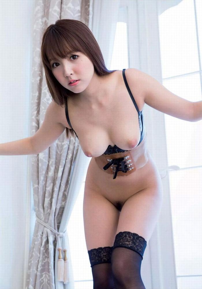 【三上悠亜エロ画像】元国民的アイドルの破廉恥すぎるセックスが激エロッ! 06