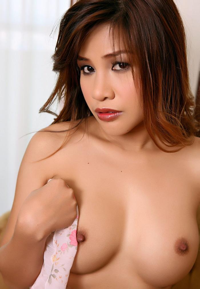 【アジアンおっぱいエロ画像】キメ細かな肌と美しくもエロいおっぱいのアジアン! 14