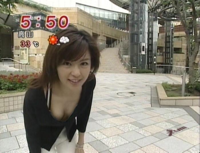 【TVハプニングエロ画像】うっかり電波に乗ってしまったエロシーンがてんこ盛り! 11