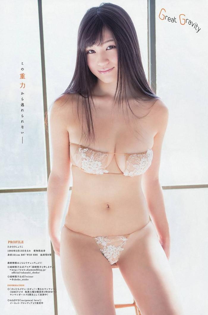 【高橋しょう子エロ画像】人気グラドルからAVへと転進した彼女のグラビア時代 18