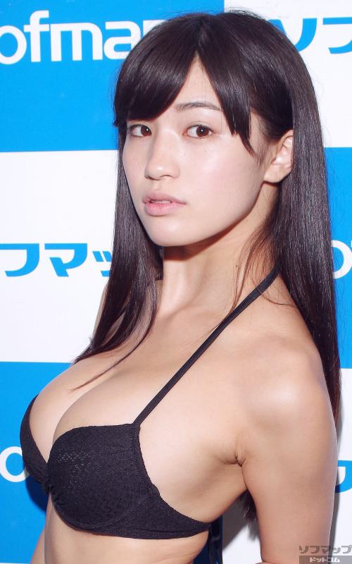 【高橋しょう子エロ画像】人気グラドルからAVへと転進した彼女のグラビア時代 30