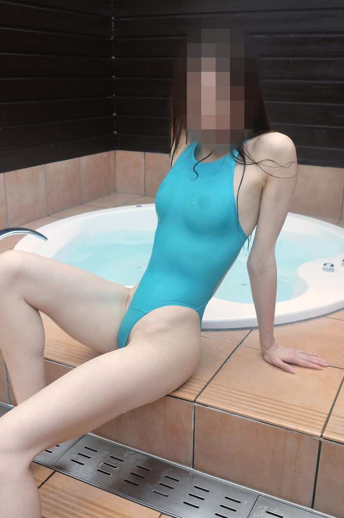 【競泳水着エロ画像】おまいら!競泳水着の女子が想像以上にエロいぞ!? 17