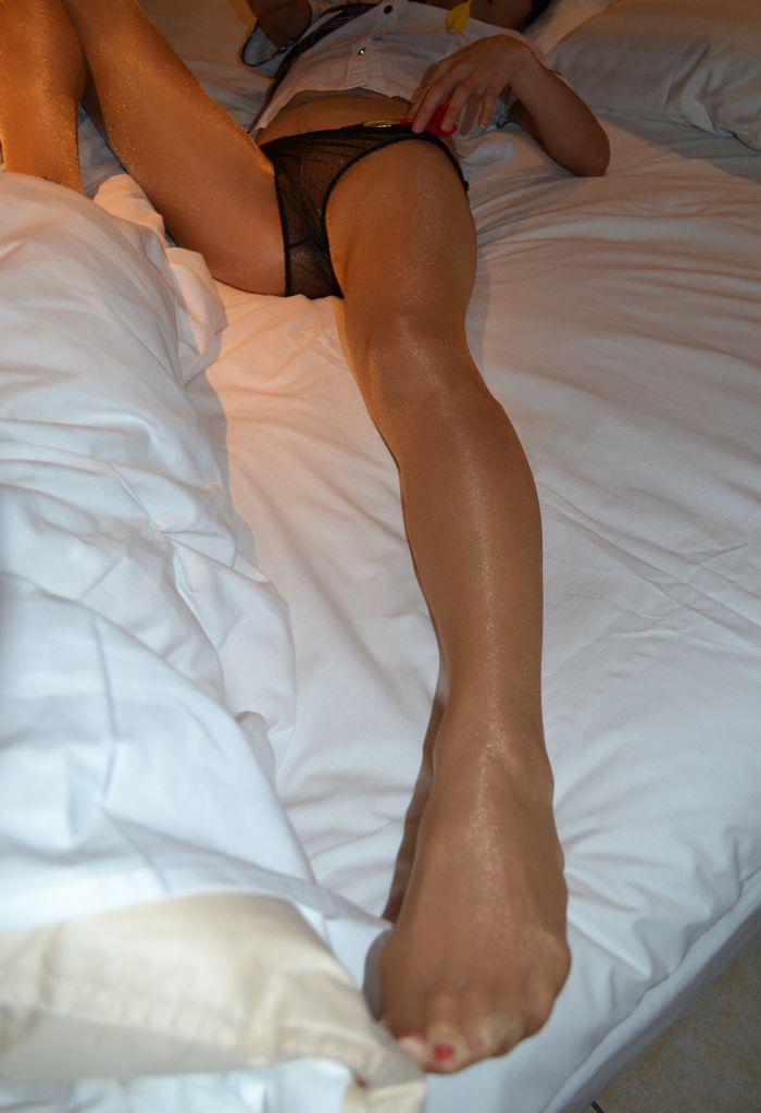 【素人エロ下着エロ画像】素人女性のエロい!と思える下着姿!これが勝負下着ってヤツか!? 22