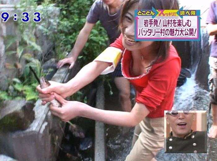 【放送事故エロ画像】テレビマンの策略か!?電波に乗せてしまったエロハプニング! 28
