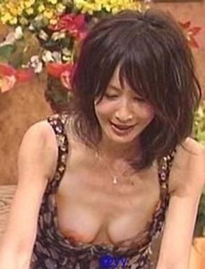【TVハプニングエロ画像】思わぬラッキー!テレビで流れたエロハプニング集! 08