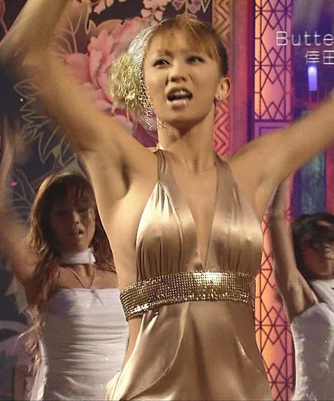 【TVハプニングエロ画像】思わぬラッキー!テレビで流れたエロハプニング集! 16