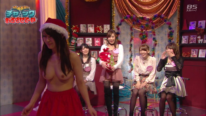 【TVハプニングエロ画像】思わぬラッキー!テレビで流れたエロハプニング集! 30
