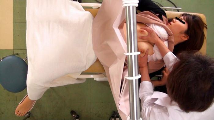 【悪徳婦人科医エロ画像】婦人科医が職権乱用して女体にイタズラした例がコチラw 20
