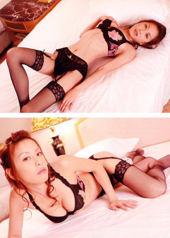 【西本はるかエロ画像】だっちゅーの!で一世風靡した女芸人のセクシーヌード! 12