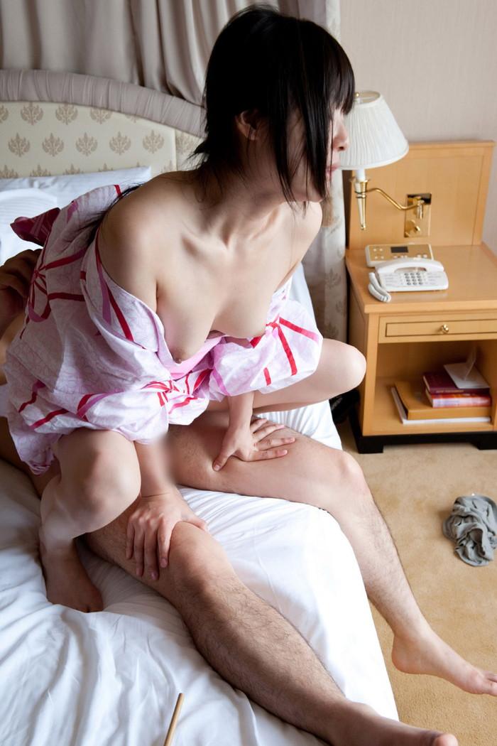 【つぼみエロ画像】見た目は蕾、プレイ内容はまるで痴女のような大迫力! 12