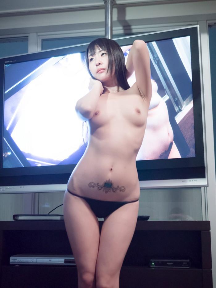 【つぼみエロ画像】見た目は蕾、プレイ内容はまるで痴女のような大迫力! 34