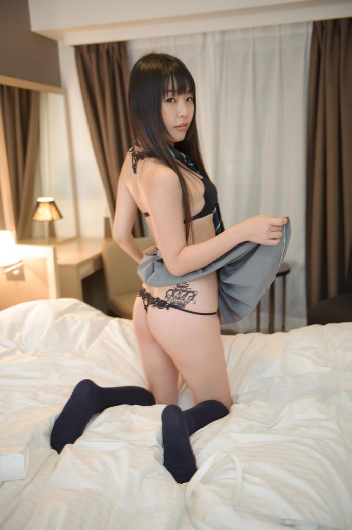 【つぼみエロ画像】見た目は蕾、プレイ内容はまるで痴女のような大迫力! 37