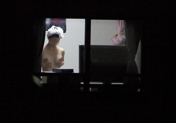 【民家盗撮エロ画像】割とガチっぽい民家盗撮画像集めてみたぜッ! 05