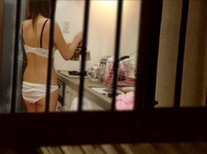 【民家盗撮エロ画像】割とガチっぽい民家盗撮画像集めてみたぜッ! 12