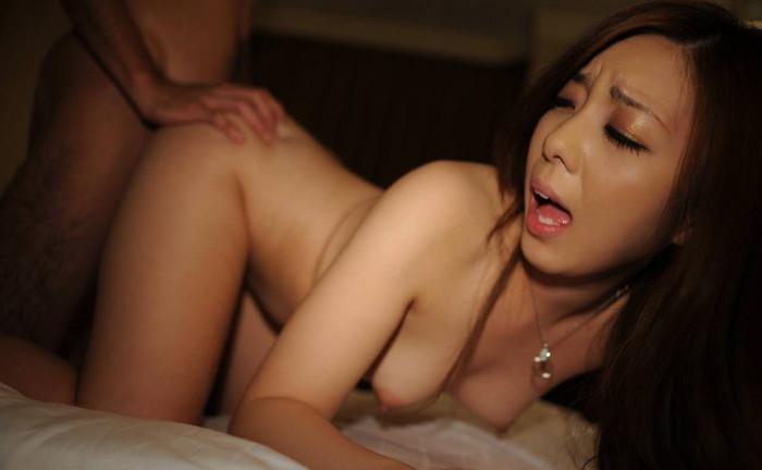 【悦顔エロ画像】セックスの最中に見せる女の厭らしい表情に大興奮! 13