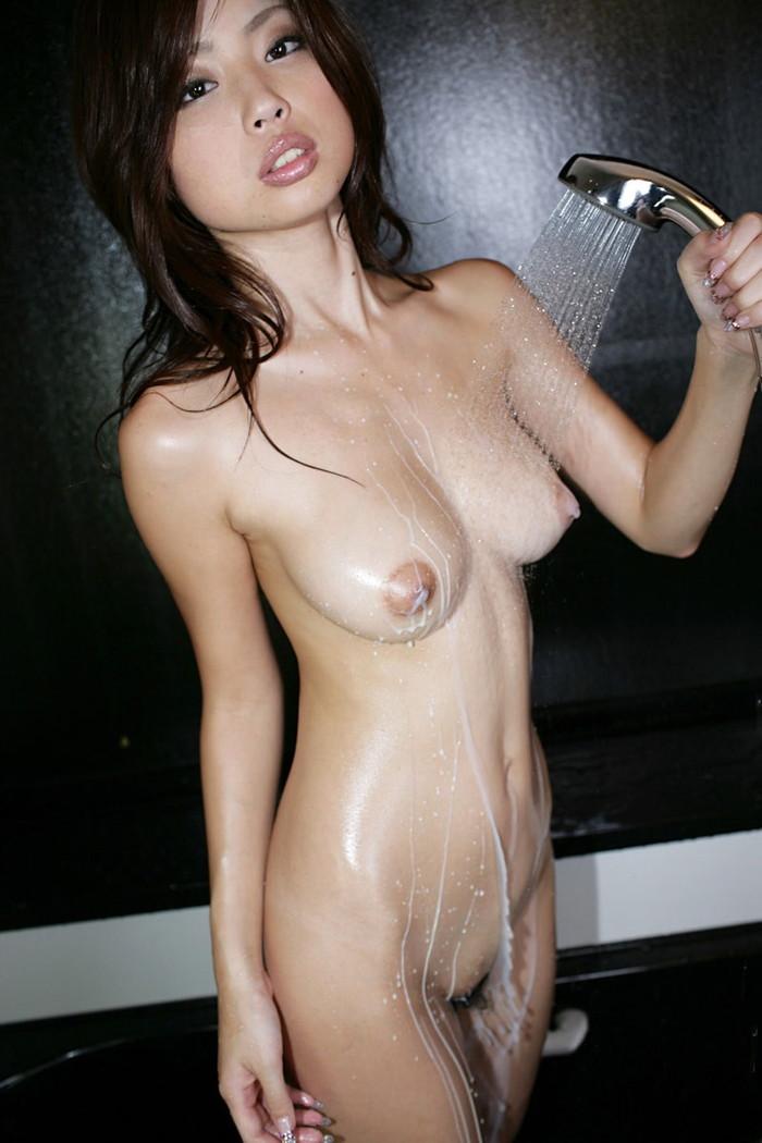 【入浴エロ画像】女の子の入浴シーン見たいやつ!ちょっと来い! 18