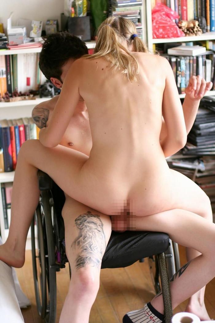 【海外セックスエロ画像】まるで妖精のような白人美女たちのエロすぎるセックス! 14