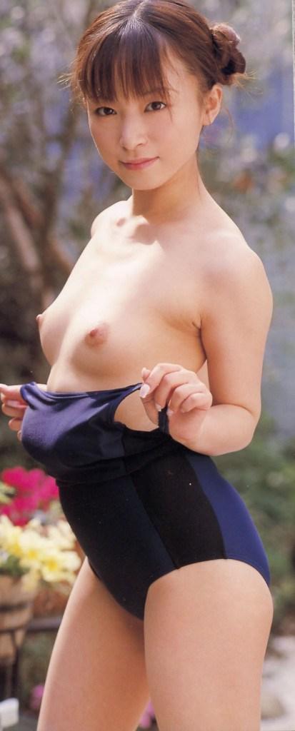【スクール水着エロ画像】過激ではない!だがソコがイイ!スクール水着! 28