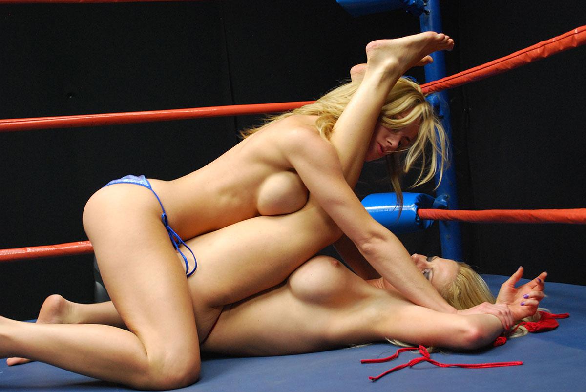 【キャットファイトエロ画像】女同士のエロティックな格闘技!キャットファイト!
