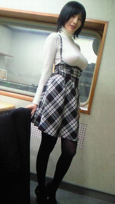 【着衣透けエロ画像】うす布一枚隔てた女の子の肌も良いものだ!と思える着衣透け! 07
