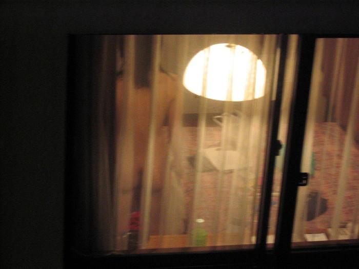 【民家盗撮エロ画像】無防備すぎるだろ!?自宅でうっかり盗撮魔の餌食になった女の子! 22