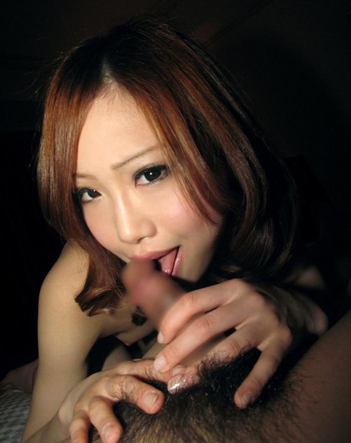 【フェラチオエロ画像】チンポを頬張る女の子たちの厭らしい過ぎる画像見たくないか? 02