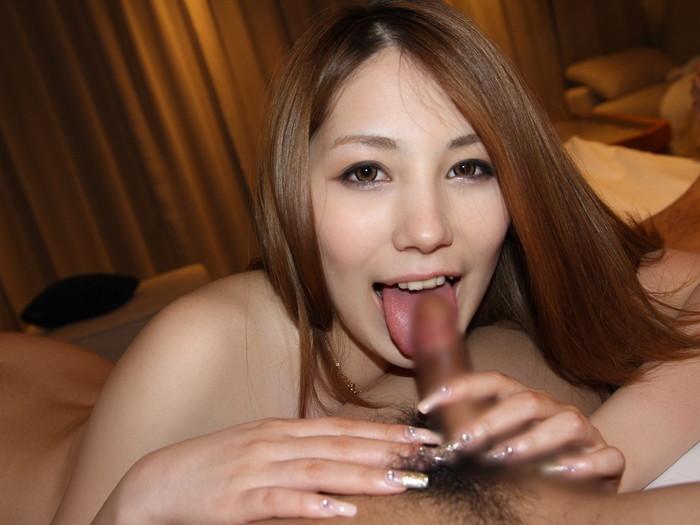 【フェラチオエロ画像】チンポを頬張る女の子たちの厭らしい過ぎる画像見たくないか? 24
