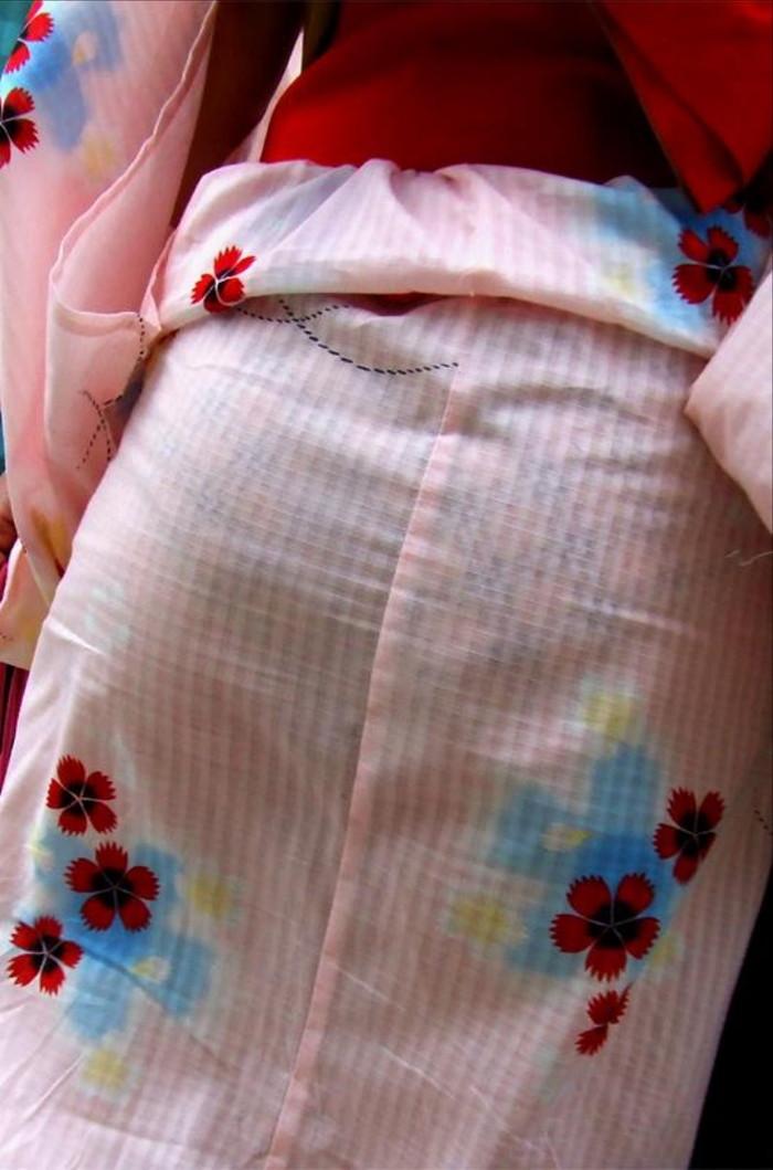 【浴衣エロ画像】夏の思い出、浴衣の女の子たちのエロ画像集めてみたwww 18
