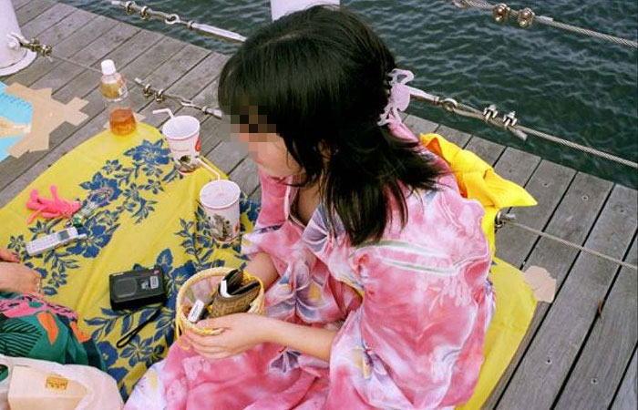 【浴衣エロ画像】夏の思い出、浴衣の女の子たちのエロ画像集めてみたwww 29