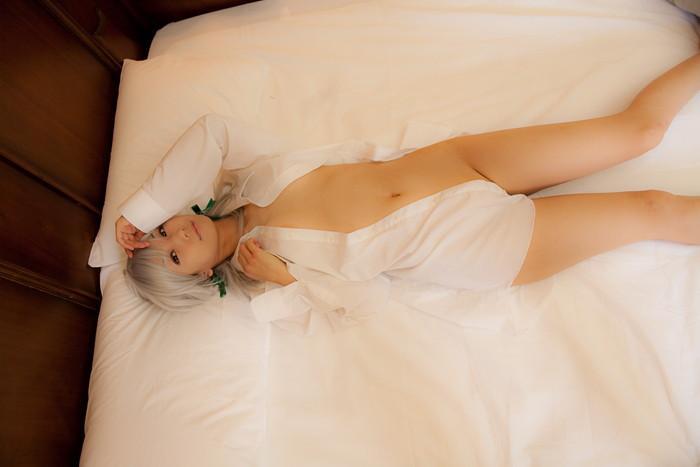 【レンフリードエロ画像】過激なコスプレ!?いや!これは裸だろ!?w 13