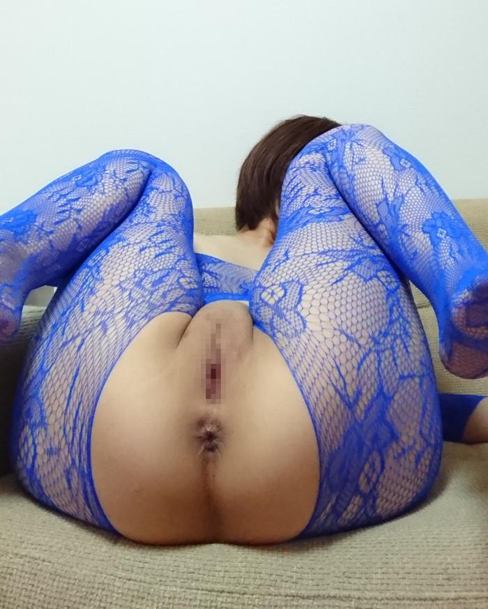【素人投稿エロ画像】自らネットに卑猥な姿を晒した見せたがり素人娘! 21