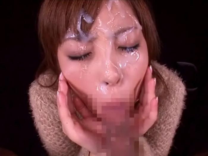 【顔射エロ画像】女の子の顔に濃厚なザーメンぶっかけたるぜ!wwww 20