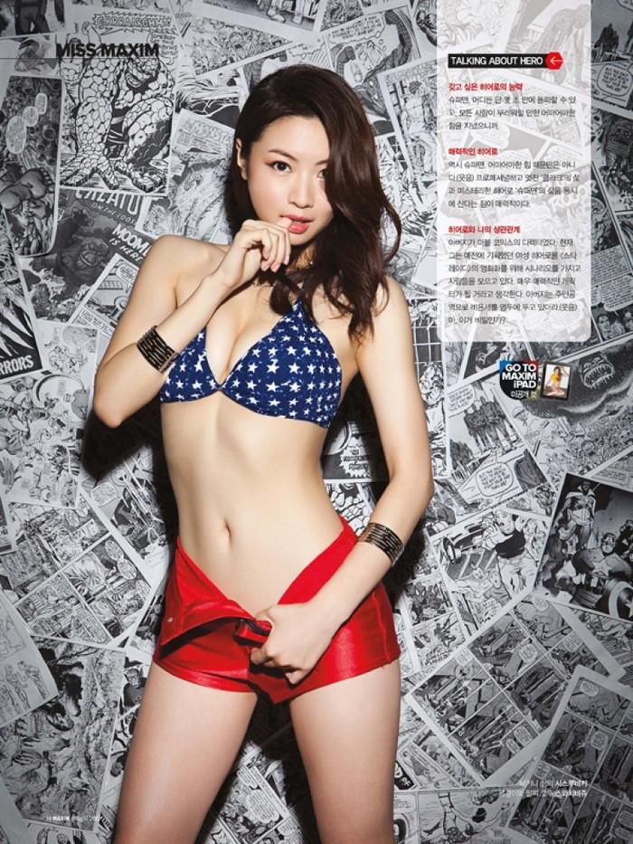 【アジアンエロ画像】アジア圏内の海外美女たちのエロ画像ってどう思う? 08