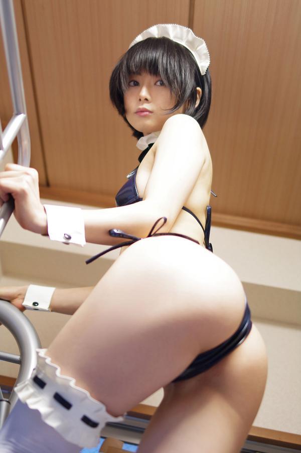 【美尻エロ画像】女の子お尻に特化した美尻エロ画像集めてみたよwww 14