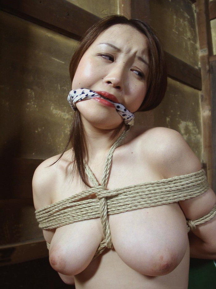 【SM緊縛エロ画像】女の子が緊縛されている姿に勃起するやつちょっと来い! 25