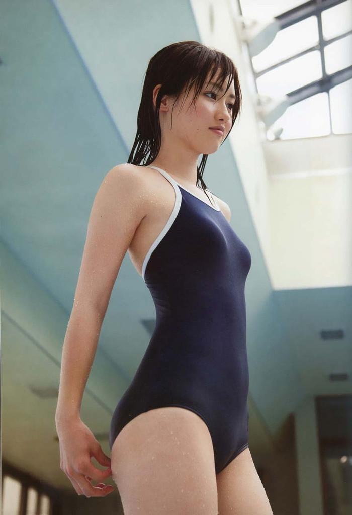 【スク水エロ画像】マニア必見!スクール水着の女の子の画像集めたったww 06