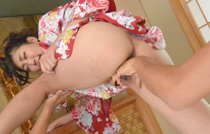 【着物エロ画像】日本人ならやっぱりこういう画像みて興奮するよな!? 19