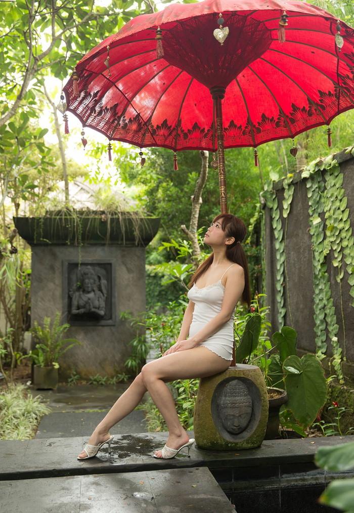 【羽咲みはるエロ画像】元アイドルがまたまたAVへ転進!やる気満々の意気込み語るw 20