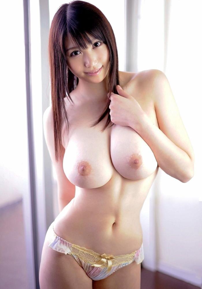 【巨乳エロ画像】やっぱり巨乳が最高!おっぱい好き集まれ!www 16