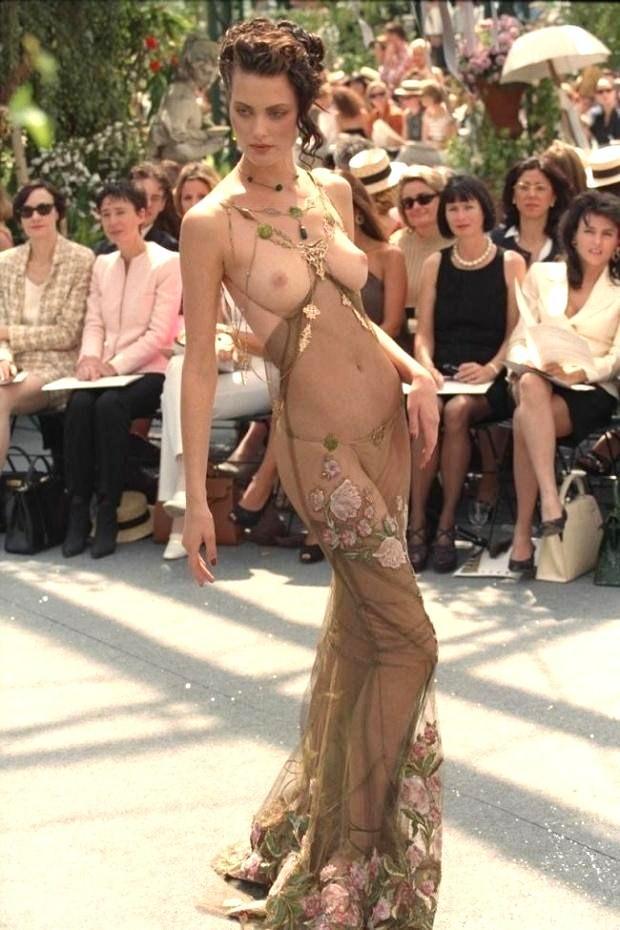 【ファッションショーエロ画像】おまいら!ファッションショー侮るなよ!? 26