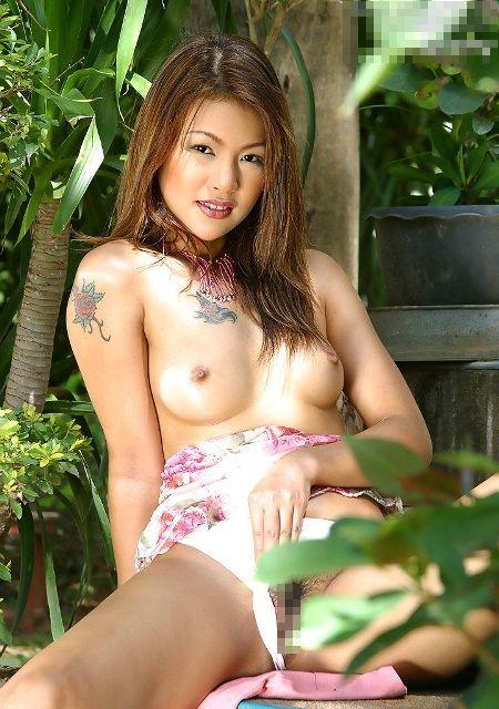 【アジアンエロ画像】日本人も同じアジア人種!アジアン女性たちのエロ画像 20