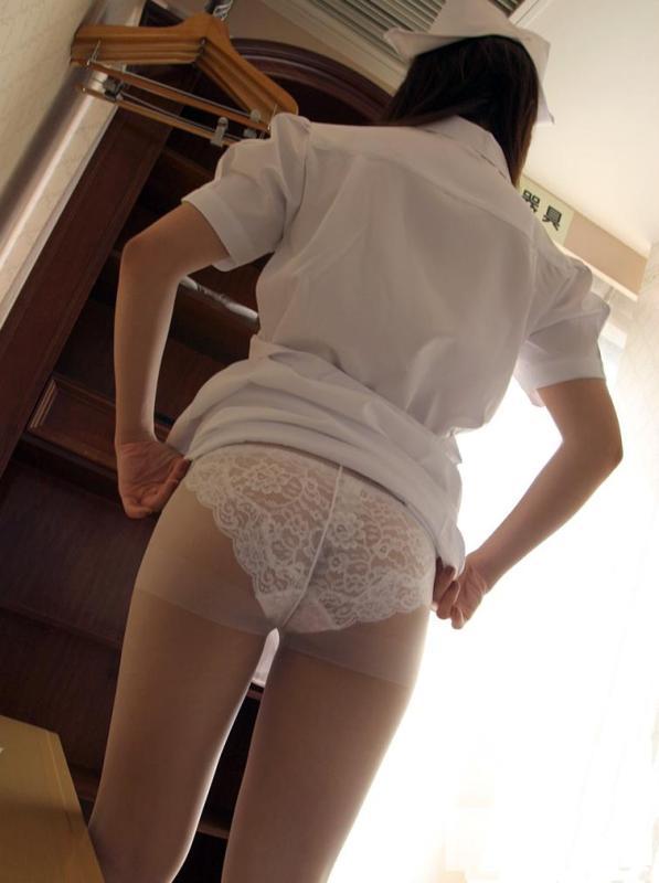 【ナースコスプレエロ画像】白衣の天使といっても一皮向けばただの女だなw 14