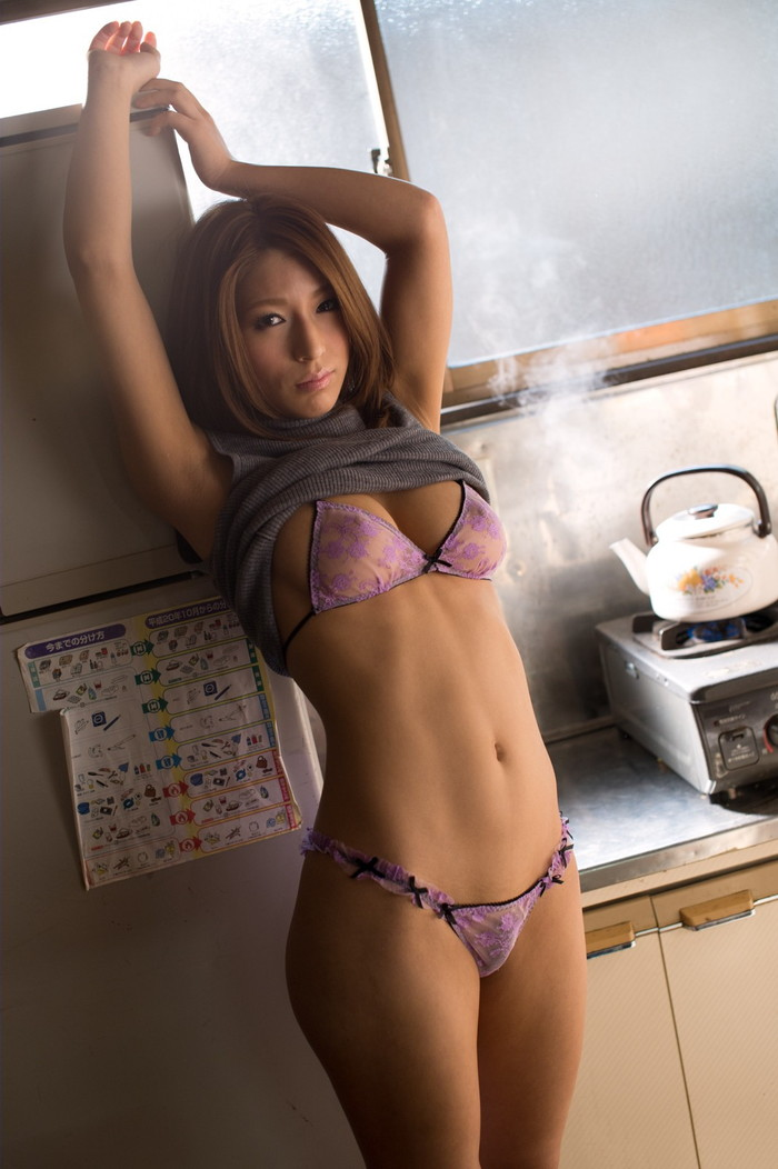 【下着エロ画像】女は時として雌豹になる時がある!?透け透け下着特集!w 10