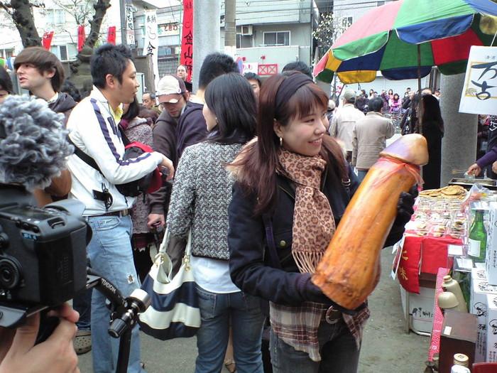 【かなまら祭エロ画像】本当にあったチンポ祭でとんだ羞恥プレイ! 01