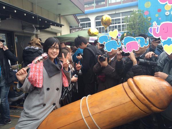 【かなまら祭エロ画像】本当にあったチンポ祭でとんだ羞恥プレイ! 06