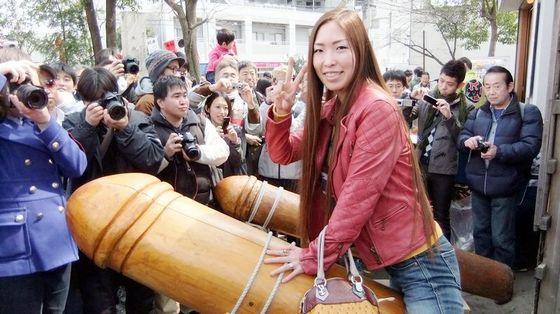 【かなまら祭エロ画像】本当にあったチンポ祭でとんだ羞恥プレイ! 11